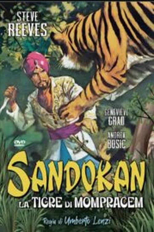 Sandokan, la tigre di Mompracem