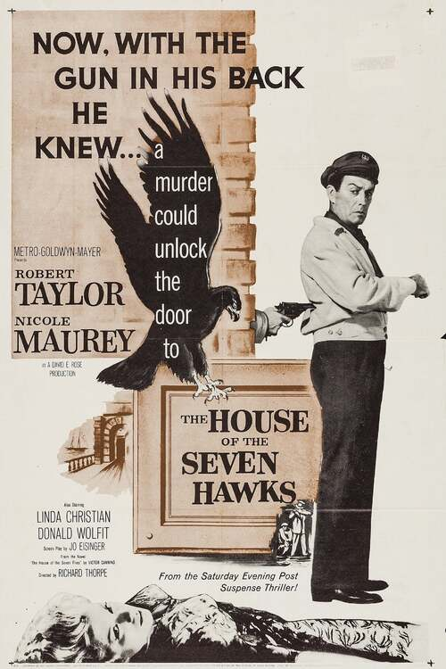 The House of the Seven Hawks
