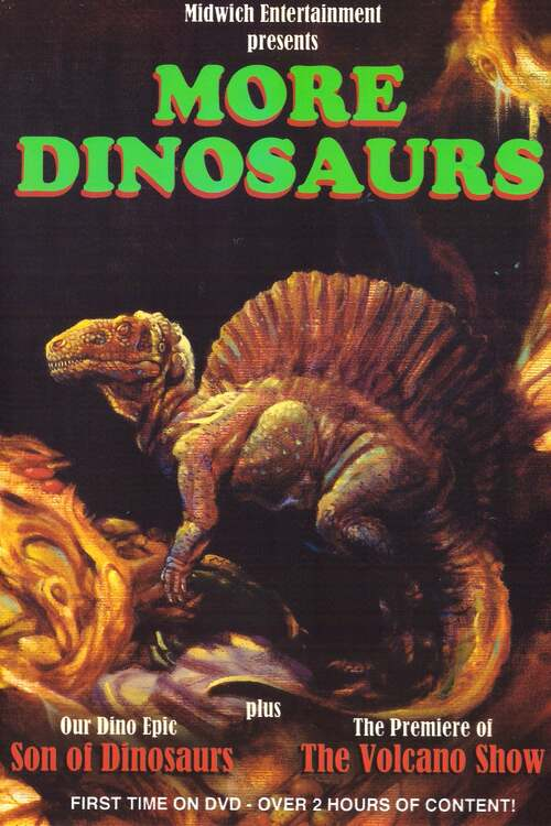 The Dinosaur Shows w/ Gary Owens and Eric Boardman