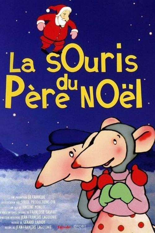 La souris du Père Noël