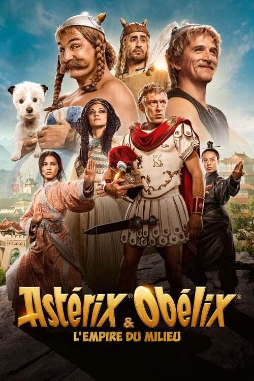 Astérix & Obélix : L'Empire du Milieu