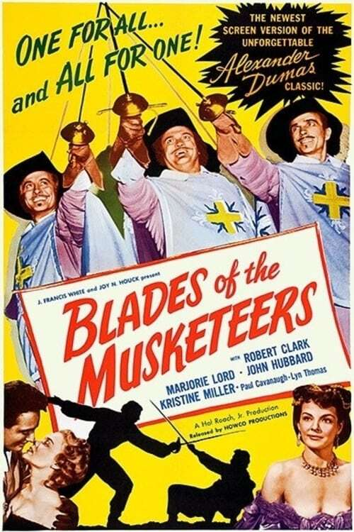 Blades of the Musketeers