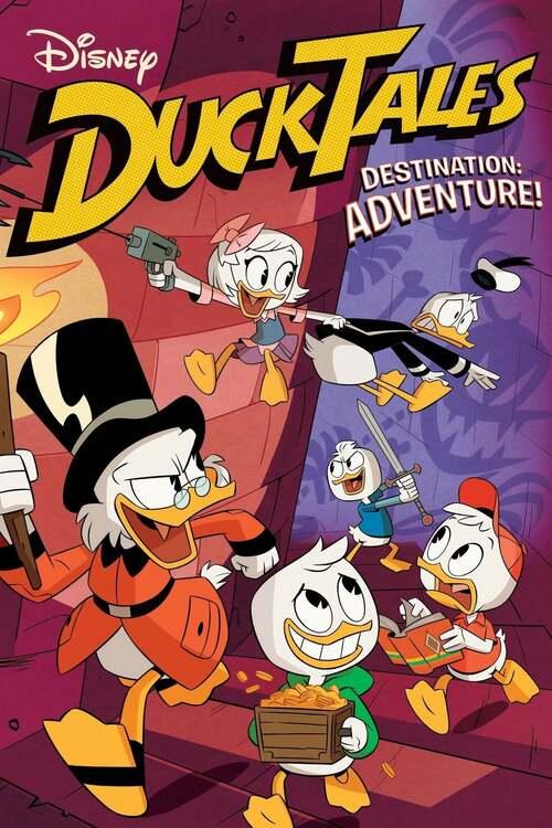 DuckTales: Destination Adventure!