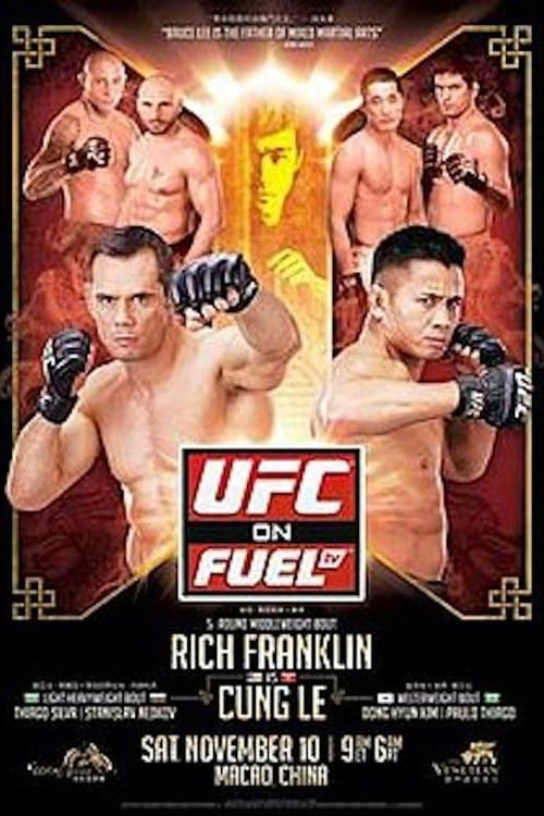 UFC on Fuel TV: Franklin vs. Le