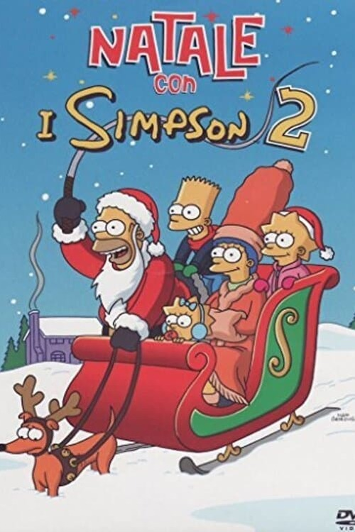 The Simpsons Christmas 2