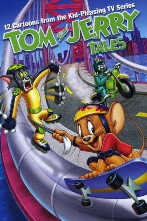 Tom and Jerry Tales, Vol. 5