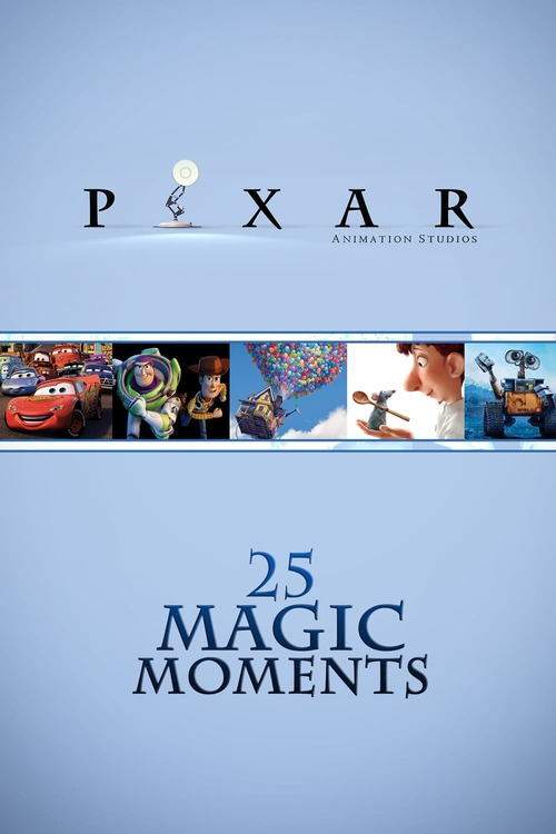 Pixar 25 Magic Moments