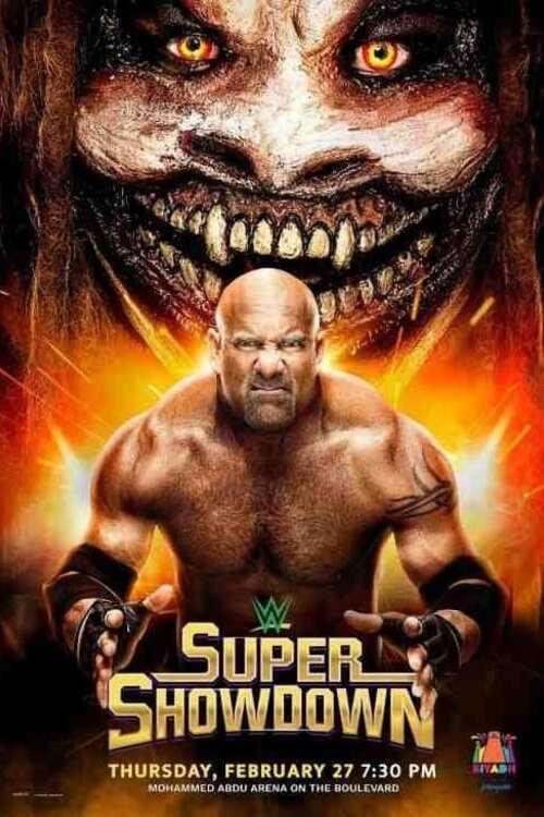 WWE Super ShowDown