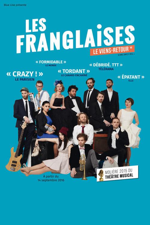 Les Franglaises - Le Viens-Retour
