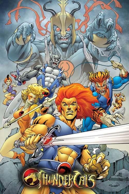ThunderCats Ho! – The Movie