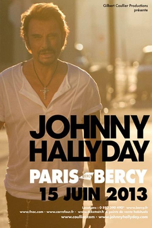 Johnny Hallyday en direct de Bercy, La Soirée Anniversaire