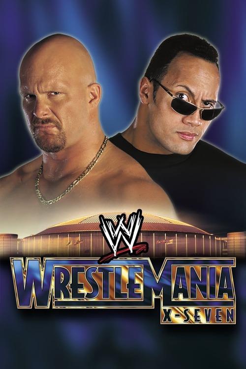 WWE WrestleMania X-Seven