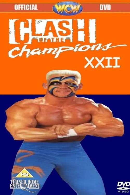 WCW Clash of the Champions XXII