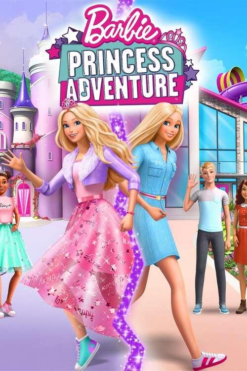 Barbie: Princess Adventure