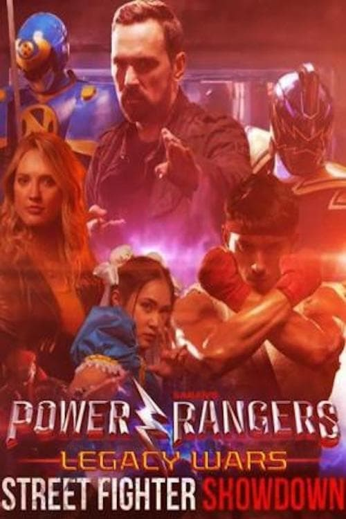 Power Rangers Legacy Wars: Street Fighter Showdown