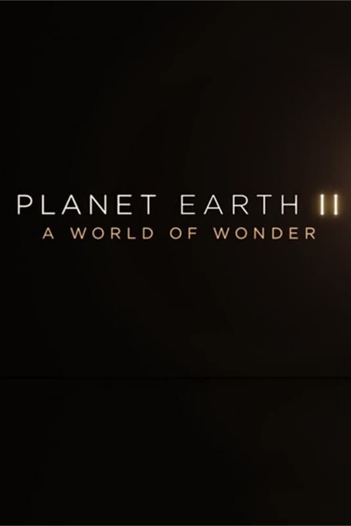 Planet Earth II: A World of Wonder