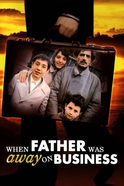 Otac na službenom putu