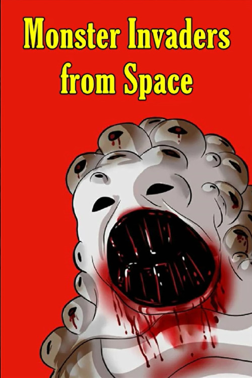 Monster Invaders from Space