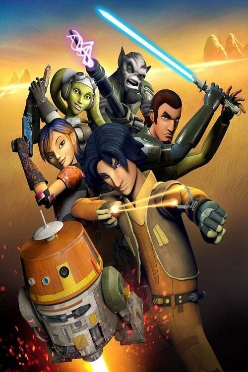 Star Wars Rebels: The Machine in the Ghost