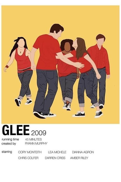 Glee: Keep on Believin'