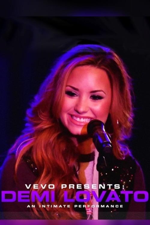 Demi Lovato - An Intimate Performance
