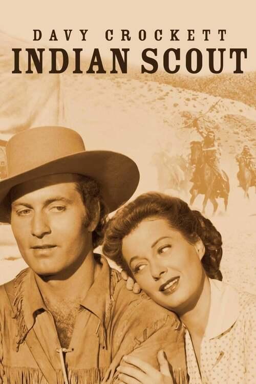 Davy Crockett, Indian Scout