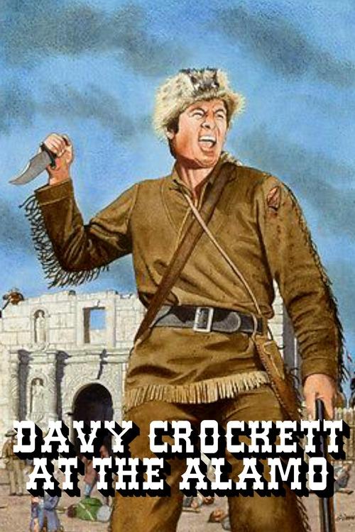 Davy Crockett at the Alamo
