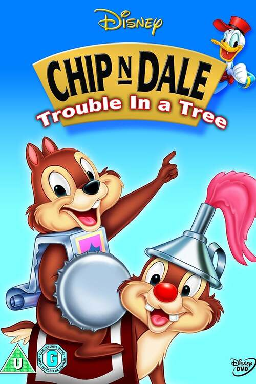 Chip 'n Dale: Trouble in a Tree