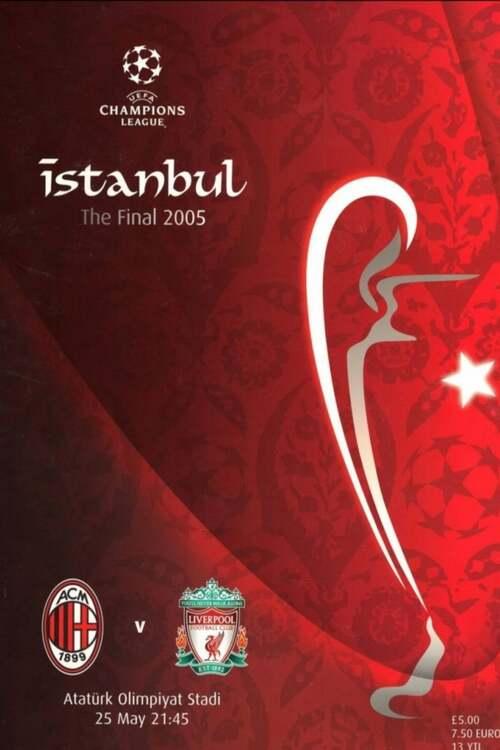 Champions League Final 2005