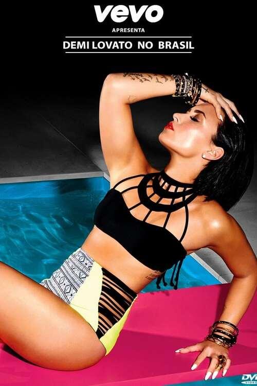 Demi Lovato Live in Brazil
