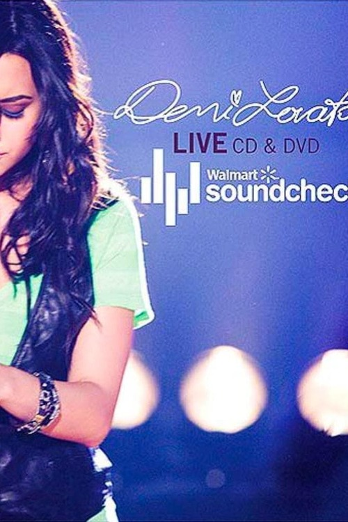 Demi Lovato – Live (Walmart Soundcheck)