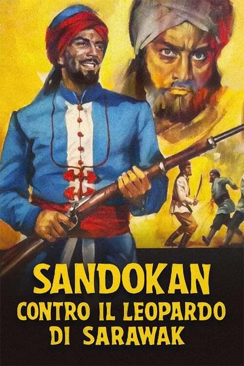 Sandokan contro il leopardo di Sarawak