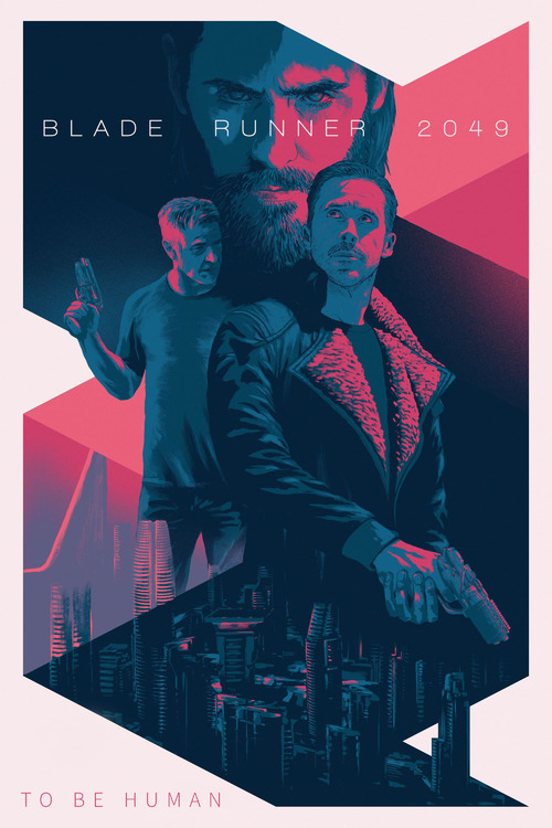 To Be Human: Casting Blade Runner 2049