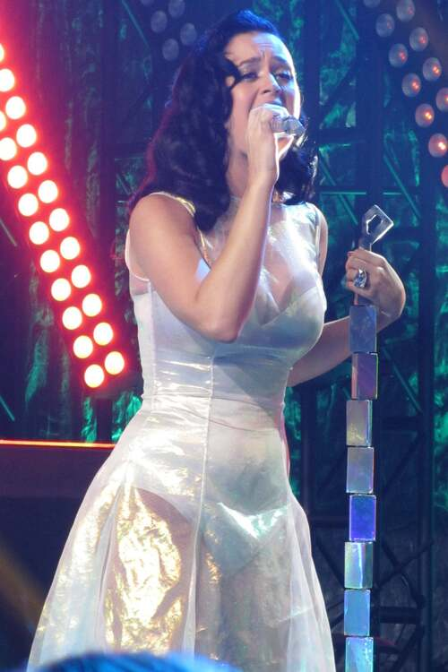 The iHeartRadio Album Release Party With Katy Perry