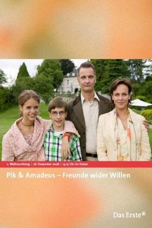 Pik & Amadeus – Freunde wider Willen