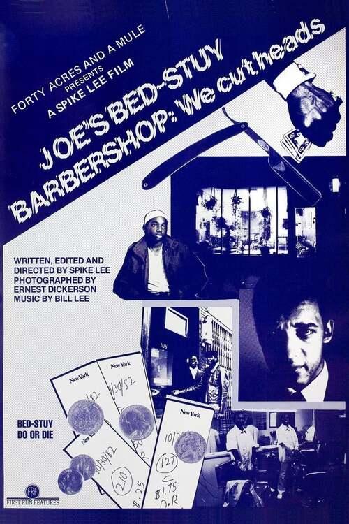 Joe's Bed-Stuy Barbershop: We Cut Heads