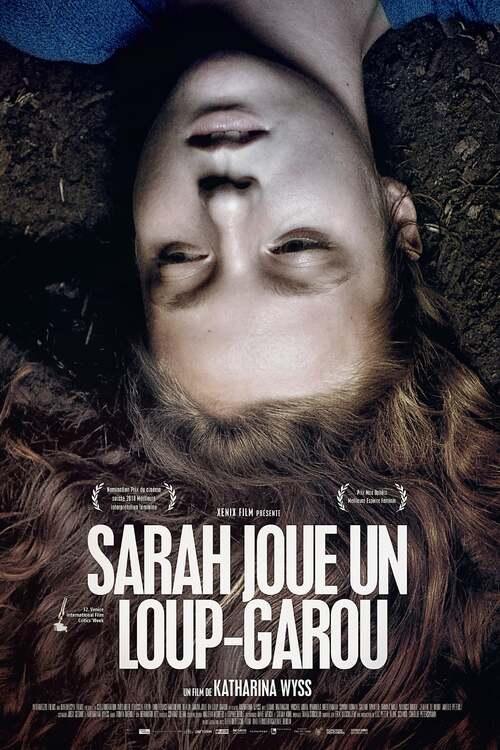 Sarah joue un loup-garou