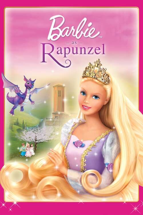 Barbie as Rapunzel