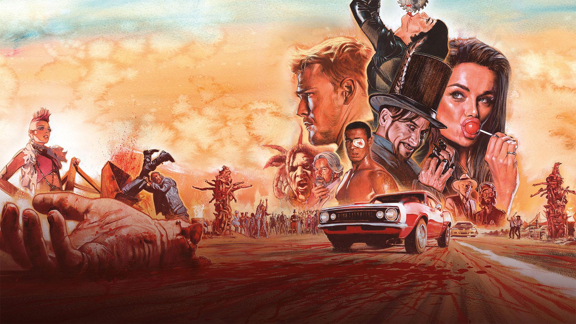 Images De La Série Blood Drive Betaseriescom