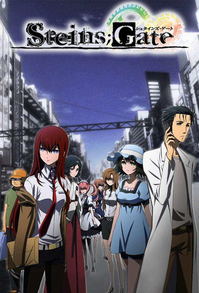 Regarder les épisodes de Steins;Gate en streaming | BetaSeries.com