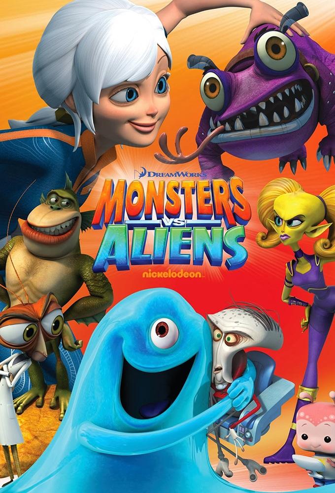 Monsters Vs Aliens Stream