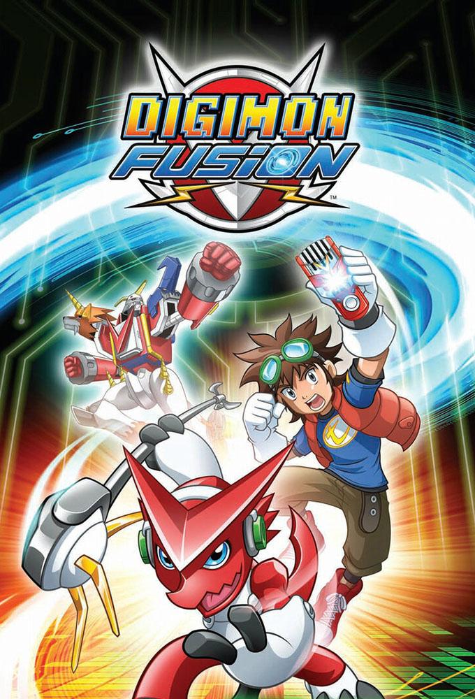 serieactu - Digimon Fusion
