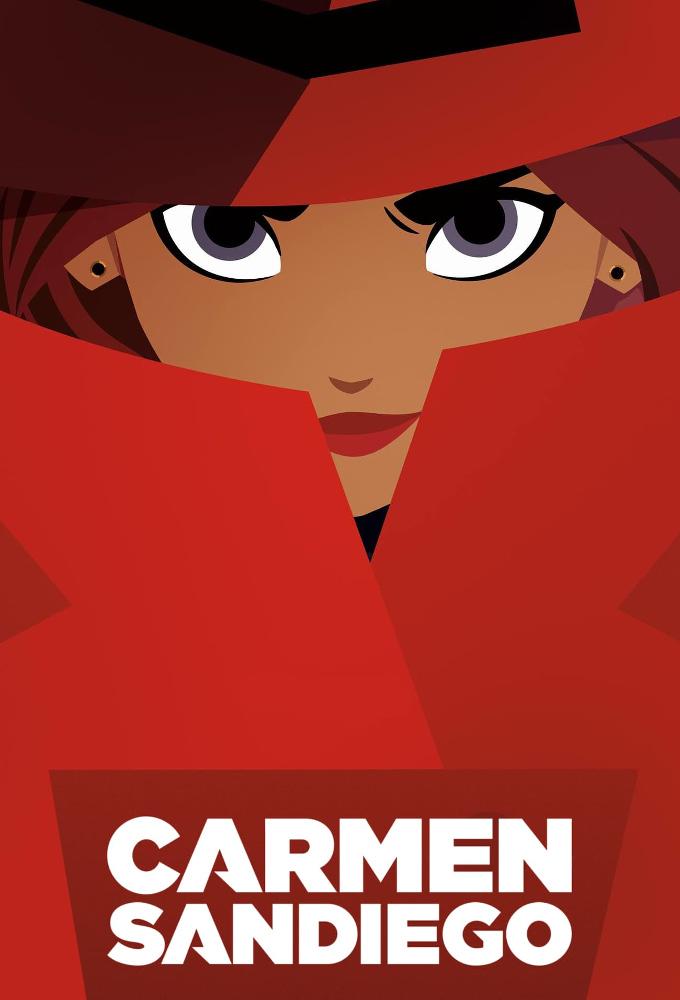 serieactu - Carmen Sandiego