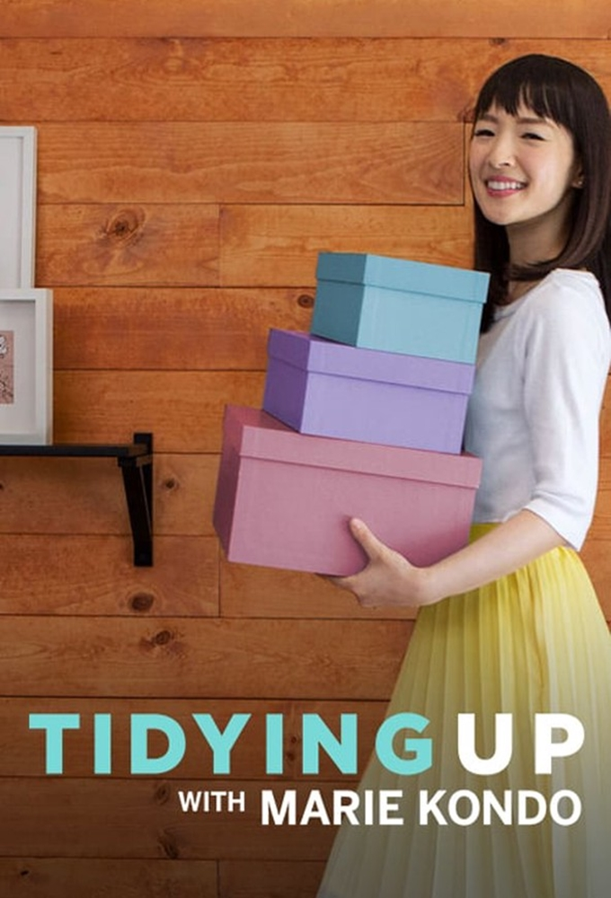 serieactu - Tidying Up with Marie Kondo