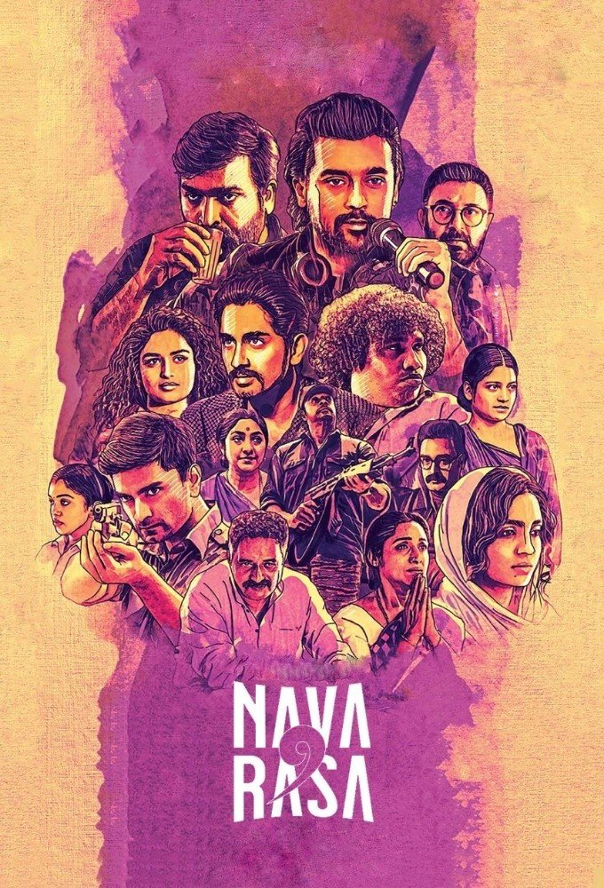 Navarasa : Neuf émotions