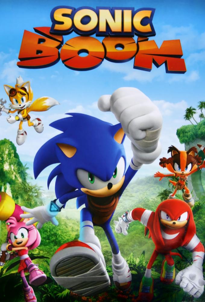 Sonic Boom Stream