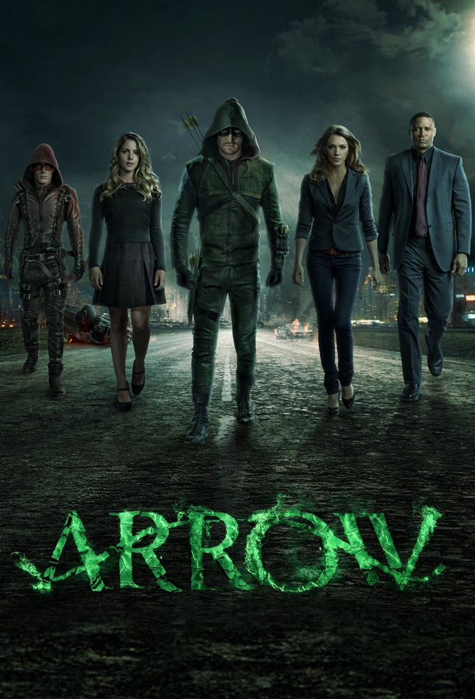 Arrow Streaming