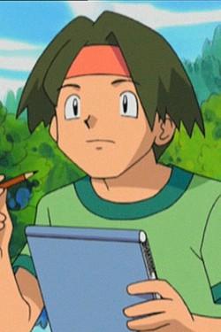 Pokémon-Bruno Mullenaerts