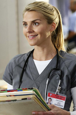 Scrubs-Eliza Coupe