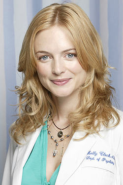 Scrubs-Heather Graham